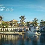 Cuộc Sống  thượng lưu , Đất villas vườn chỉ 25 triêu/m2 ngay bán Đảo kim cương LH:0909686046