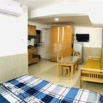 Cho thuê phòng 20m2 Full nội thất nhà mặt tiền đường 42 Tân Vĩnh P4 Q4