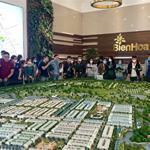 Bán lô nhà phố thương mại 5x20m 100m2 MT chính, CK 2%, sổ đỏ riêng tại DA Bien Hoa New City