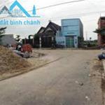 Bán đất hẻm Võ Văn Vân, diện tích 4mx17m, giá 1.25 tỷ, gần chợ Liên Ấp 123, Xã Vĩnh Lộc B
