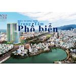 Bán căn hộ cao cấp ngay trung tâm thành phố biển Quy Nhơn, chỉ 38triệu/m2 căn 2 phòng ngủ