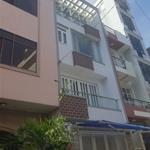 bán căn nhà hẻm xe hơi, gần nguyễn thái bình-trường chinh, DT 4x15m, xây dựng 1 trệt 3 lầu đúc (PM)