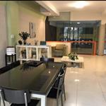Cho thuê nhà nguyên căn 6x18,5 1 trệt 3 lầu Sân Thượng mặt tiền nội khu Hưng Phước 1 Q7