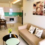 Chính chủ cho thuê căn hộ 80m2 2PN 2WC Riva Park Q4 đầy đủ nội thất cao cấp giá 17tr/tháng