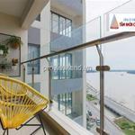 Cần bán căn hộ Diamond Island 1PN với đầy đủ nội thất cao cấp có DT 54m2 view sông