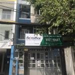 Cho thuê văn phòng tầng 2 5x17 nhà mặt tiền 111 Nguyễn Cửu Vân P17 Q Bình Thạnh