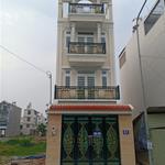 Chính chủ Kẹt tiền bán lỗ nhà mới xây 4,5x20 có 3 lầu 4pn đường 20m Tại KDC An Sương Q12
