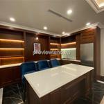 Cần cho thuê căn villa tại vinhomes central park 316m2, 3 tầng, nội thất cap cấp