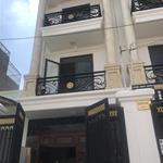 Cho thuê nhà nguyên căn mới xây 4x16 1 trệt 3 lầu tại Thạnh Xuân 21 Q12 giá 15tr/tháng