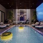Mua căn hộ sky villa có dt 550m2, 2 tầng, 5pn hồ bơi và sân vườn riêng tại diamond island