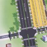 Đất mặt tiền đường Tân Túc  ngay UBND Xã Bình Chánh