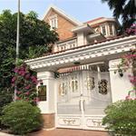 Mùa Covid bán biệt thự sang đẹp Nguyễn Văn Hưởng Thảo Điền Q2 10x22m, khu có bảo vệ giá 36 tỷ TL