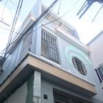 Cho thuê nhà mới nguyên căn 1 trệt 2 lầu 4,4x16m có 4pn tại hẻm 687 Lạc Long Quân Q Tân Bình