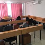 Cho thuê văn phòng 80m2 đầy đủ trang thiết bị nhà mặt tiền số 8 Trần Phú P4 Q5 giá 12tr/th