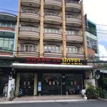 Cho thuê nhà nguyên căn 4 lầu Vị trí 3 căn liền kề mặt tiền 207 209 211 Đường Chợ Lớn P11 Q6