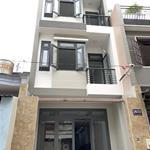 Cho thuê nhà nguyên căn mới xây 4 x 16 1 trệt 3 lầu 5pn hẻm 6m tại Đường 26/3 Q Bình Tân