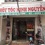 Sang tiệm salon Tóc có sẵn trang thiết bị mặt tiền 87 Nguyễn Đức Thuận P13 Q Tân Bình