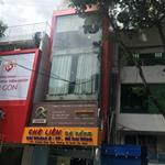 Cho thuê MB văn phòng 40m2 tầng 1 nhà mặt tiền 127 Trương Công Định P14 Q Tân Bình gia 5tr/th