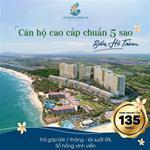 Căn hộ thương mại chỉ 38tr/m2 căn 1 phòng ngủ ngay tại Hồ Tràm, view và vị trí đẹp