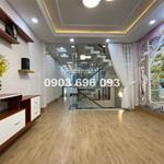 6.Nhà bán Tân Bình hẻm thông, xây mới kiên cố và tiện nghi Giá 7.75 tỷ.
