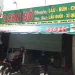 Chính chủ cần sang quán ăn 120m2 mặt tiền số 100 Đường CN1 P Sơn Kỳ Q Tân Phú