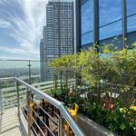 Cho thuê căn hộ Sky Villa tại Vinhomes Landmark 81 nội thất cao cấp view sông Sài Gòn rộng 234m2