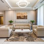Cho thuê căn hộ trang bị nội thất cao cấp với 3 phòng ngủ sang trọng tại Vinhomes Central Park