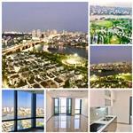 Vinhomes Central Park cho thuê căn hộ tại tháp Landmark 81 gồm 3 phòng ngủ tầng cao view đẹp