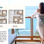 căn hộ thương mại giá chỉ 38tr/m2 căn 3 phòng ngủ, sở hữu lâu dài ngay tại Hồ Tràm, Vũng Tàu