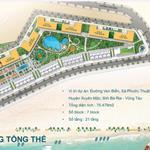 Cần bán căn hộ thương mại mua trực tiếp qua chủ đầu tư tại Hồ Tràm, sở hữu lâu dài chỉ 38tr/m2