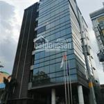 Chính chủ cần bán building MT đường Hùng Vương, P. 9, Q. 5, vỉa hè 6m. DT: 5.5x16m