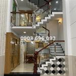 7.Nhà mới xây quận Gò Vấp thiết kế phong cách hiện đại, Giá bán Gấp 6.8 tỷ!