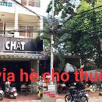Cho thuê mặt bằng vỉa hè kinh doanh và phòng ở nhà mặt tiền tại 114 Nguyễn Sỹ Sách P15 Q TBình
