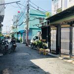 Bán Đất Sổ Hồng Cầm Tay 60,5m2 Bình Hưng Hòa B, Bình Tân. Đường nhựa 6m, Bao Sang Tên