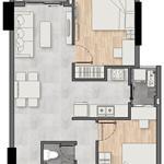 Bán căn hộ trả góp MT đường Thống Nhất,2PN 62m2 view hồ bơi, giá gốc CĐT đợt 1, CK cao