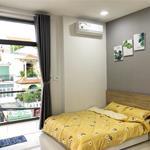 Cho thuê CHDV mới xây đầy đủ nội thất nhà mặt tiền Số 49 Lê Lai P3 Q Gò Vấp giá từ 5tr/th
