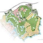 Biệt thự nghỉ dưỡng ngay sân golf Long Thành, mở bán 238m2-1750m2 giá chỉ từ 12tr/m2