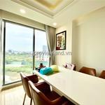 Mua căn hộ Diamond Island 3PN tổng DT 170m2 nội thất cao cấp có sân vườn