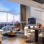 Masteri Thảo Điền bán căn hộ Penthouse 2 tầng 3PN, 250m2 với thiết kế sang trọng