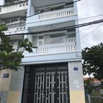 Cho thuê nhà mới nguyên căn 5x23 1 trệt 2 lầu 1 sân thượng mặt tiền số 14 Đường 8A P16 Q8
