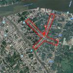 Bán đất nền sổ đỏ tại đường nhựa 30m, KDC Vĩnh Long New Town giá chỉ từ 685 triệu/nền