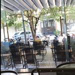 Cho thuê MB quán cafe tầng trệt đầy đủ vật dụng tại Cao Ốc Địa Ốc 8 Tạ Quang Bửu P5 Q8