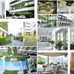 Cho thuê căn hộ 4PN, 173m2 không nội thất, thiết kế rộng rãi tại The vista