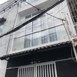 Cho thuê nhà mới nguyên căn HXH 4x8 1 trệt 2 lầu 2pn có máy lạnh tại 58/9 Thiên Hộ Dương GVấp