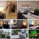 The vista mở bán căn hộ 3PN, 184m2 có sân vườn, nội thất đẹp