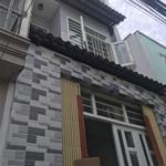 Cho thuê nhà nguyên căn mới xây 1 trệt 2 lầu tại 20/21 Mễ Cốc P15 Q8 giá 6tr/tháng