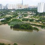 Cho thuê căn hộ Dual Key 3PN, 143m2 không nội thất, view sông