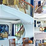 Pool Villa Diamond Island 2 tầng, 5PN, 777m2 nội thất siêu đẹp cần cho thuê