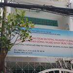 Cho thuê phòng dạy học 32m2 có sẵn vật dụng nhà mặt tiền Đường Ba Vì CX Bắc Hải Q10