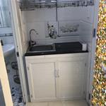 Cho thuê phòng trọ đầy đủ nội thất tại hẻm 377/14C Bạch Đằng P15 Q Bình Thạnh giá 4tr/th